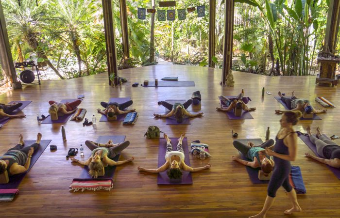 Oceanfront Pilates & Wellness Retreat at Pranamar Villas