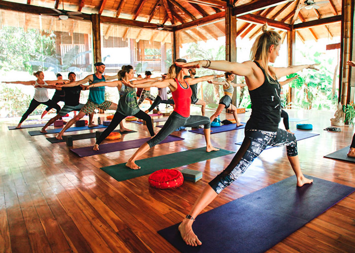 Great reasons to do a yoga retreat at Pranamar Villas, Santa Teresa