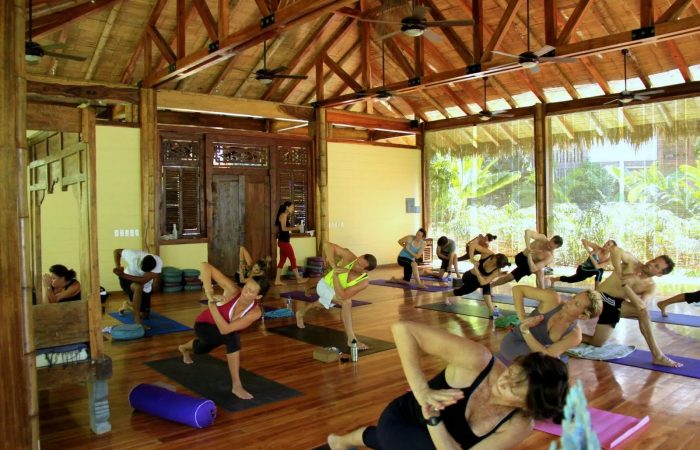 Huma Gruaz Renew and Recharge Yoga Retreat / March 8th to  13th, 2020